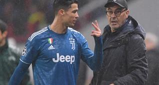 Криштиану Роналду и Маурицио Сарри, Goal