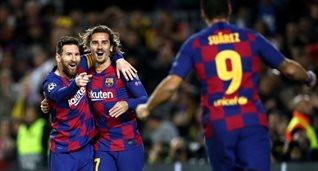 Барселона — Боруссия Д, Getty Images