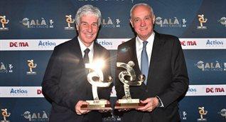 Джан Пьеро Гасперини (слева), фото: Скриншот