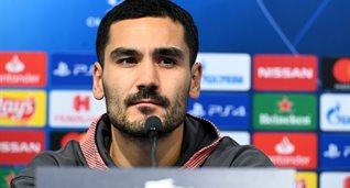 Гюндоган: Победы во внутренних турнирах не влияют на успех в Лиге чемпионов