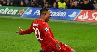 Серж Гнабри, фото: УЕФА