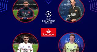 Гнабри и еще три игрока претендуют на награду лучшего игрока недели в Лиге чемпионов