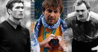 Лучшие в истории: вратарь Динамо Киев