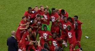 Соболь не смог выиграть Кубок Бельгии с Брюгге