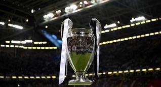 Кубок Лиги чемпионов, Getty Images