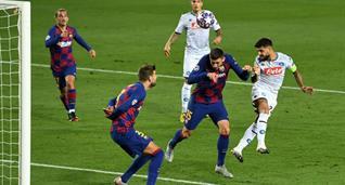 Барселона — Наполи, Getty Images