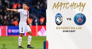 Аталанта — ПСЖ: онлайн-трансляция матча