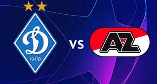 Сможет ли Динамо пройти АЗ в квалификации Лиги чемпионов?