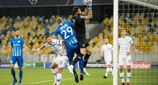 Бущан — лучший игрок матча Динамо — Гент по версии читателей Football.ua