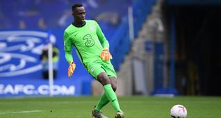 Эдуар Менди получил травму в сборной Сенегала