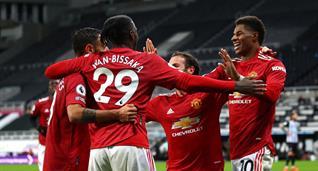 ПСЖ — Манчестер Юнайтед 1:2 Видео голов и обзор матча