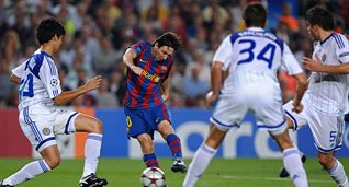 Прогноз на матч Барселона - Динамо, Getty Images
