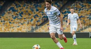Карлос Де Пена, фото ФК Динамо Киев