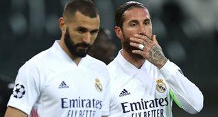 Серхио Рамос (справа), Getty Images