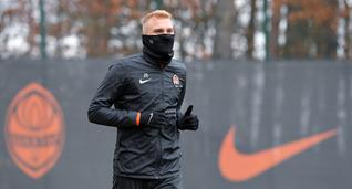 Виктор Коваленко пока не готов вернуться в игру, фк шахтер
