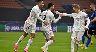 Реал огласил заявку на матч против Шахтера