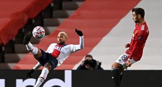 Манчестер Юнайтед — ПСЖ, Getty Images
