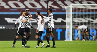 Вест Хэм — Манчестер Юнайтед, Getty Images