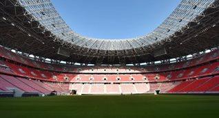 Пушкаш Арена, УЕФА
