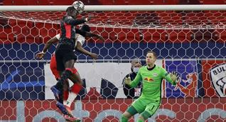 Петер Гулачи в мате против Ливерпуля, Getty Images