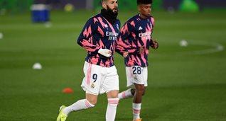 Карим Бензема (слева), Getty Images