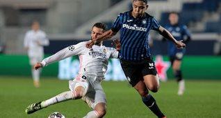 Аталанта — Реал Мадрид, Getty Images