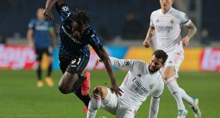 Аталанта — Реал, Getty Images