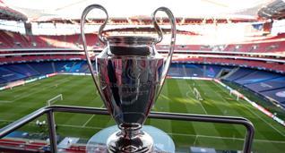 Трофей Лиги чемпионов, getty images
