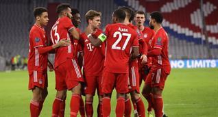 Футболисты Баварии, getty images