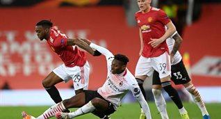 Матч Манчестер Юнайтед - Милан, getty images