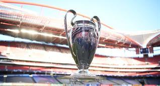 Трофей Лиги чемпионов УЕФА, Getty Images