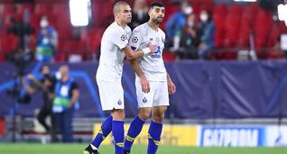 Пепе и Мехди Тареми, Getty Images