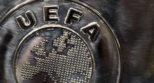 Логотип УЕФА, getty images