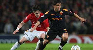 Манчестер Юнайтед – Рома, getty images