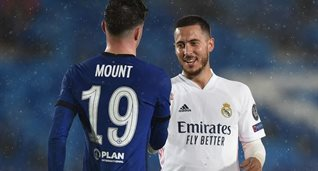 Реал — Челси, Getty Images