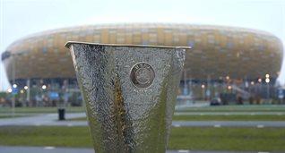 Стадион в Гданьске, Getty Images