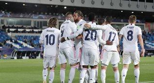 Реал Мадрид огласил заявку на ответную встречу с Челси