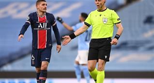 Марко Верратти (слева), Getty Images