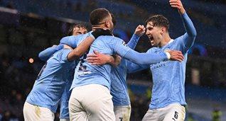 Манчестер Сити — ПСЖ, Getty Images