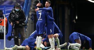 Челси — Реал Мадрид, Getty Images