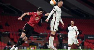 Рома — Манчестер Юнайтед, Getty Images