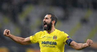 Вильярреал выиграл Лигу Европы УЕФА/ фото Getty Images
