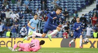 Манчестер Сити - Челси, Getty Images