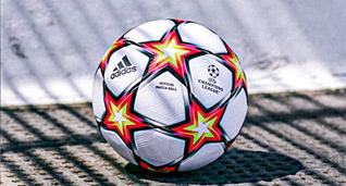 Мяч Лиги чемпионов-2021/22