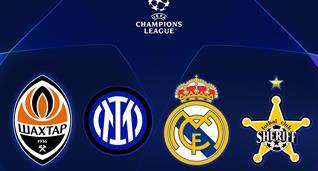 Лига чемпионов-2021/22, группа D