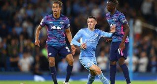 Манчестер Сити - Лейпциг, Getty Images