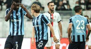 Марио Балотелли в матче Бешикташ — Адана Демиспор, twitter.com/solcugazetespor