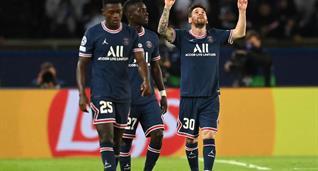 Месси забил дебютный гол за ПСЖ