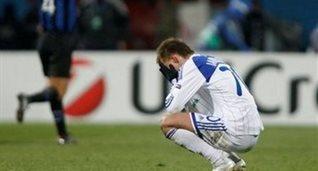 Андрей Ярмоленко мог решить исход матча неоднократно, фото АР