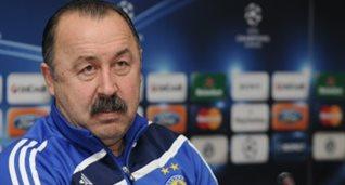 Валерий Газзаев, фото Ильи Хохлова Football.ua
